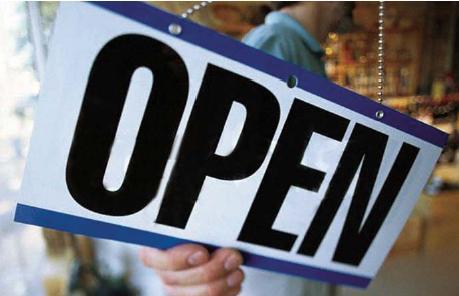 open sollicitatiebrief