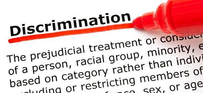 discriminatie tijdens sollicitatie